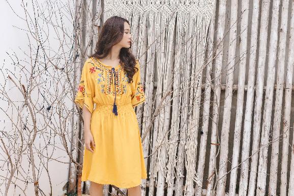 Bim store – Cửa hàng chuyên váy đầm chất liệu linen cho phái đẹp - Ảnh 6.