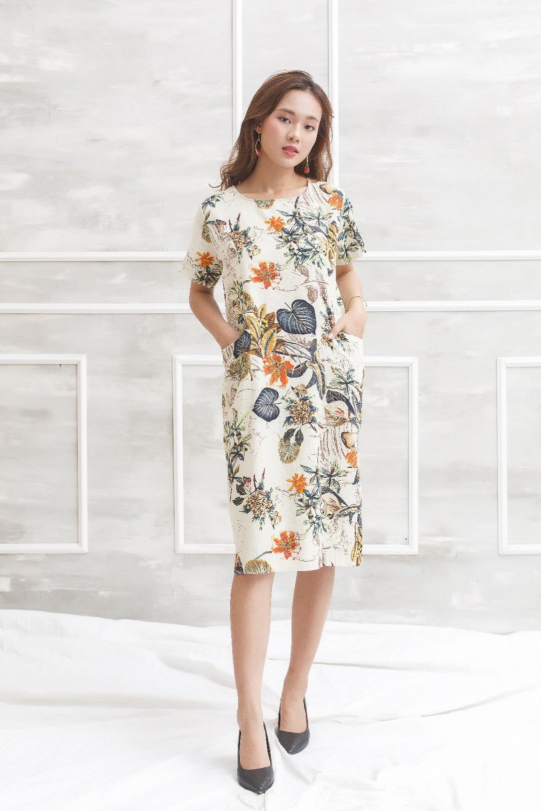 Bim store – Cửa hàng chuyên váy đầm chất liệu linen cho phái đẹp - Ảnh 7.