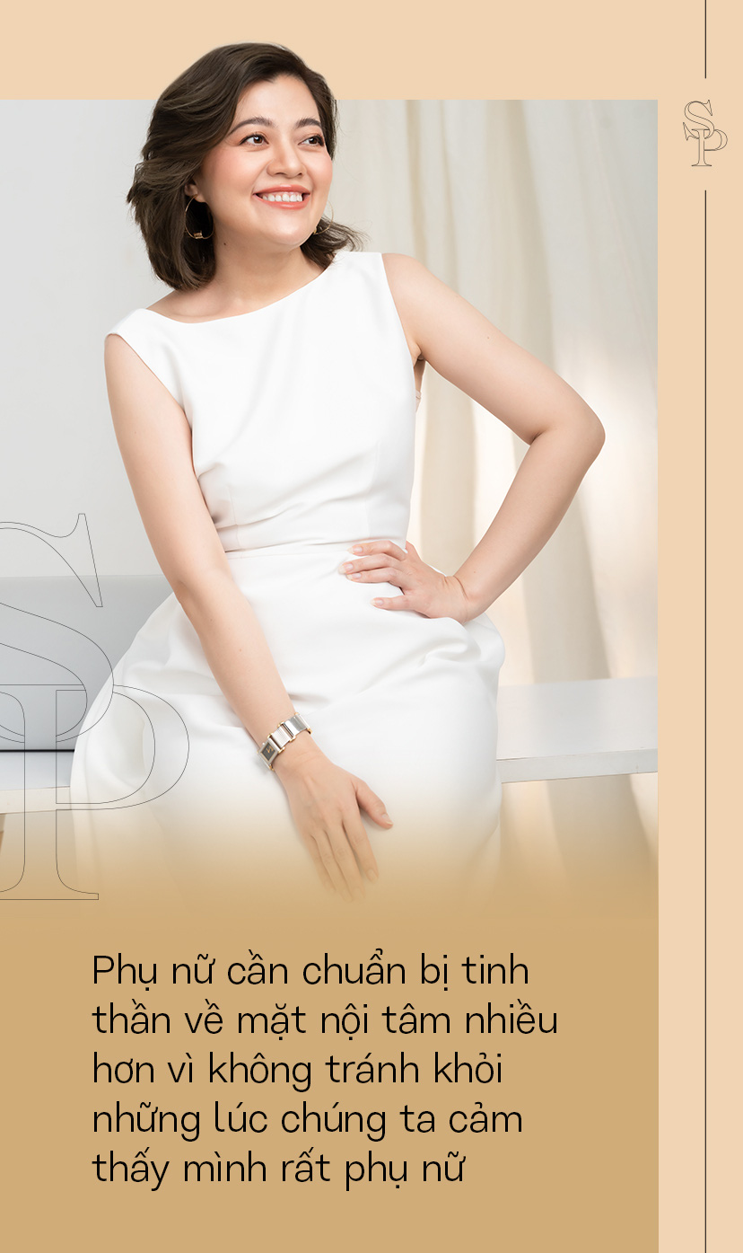 Nữ doanh nhân 8x được mệnh danh là người đỡ đầu cho các Công ty Startup Việt Nam: Ai không ngại thử thách, không ngừng học hỏi chính là Golden Woman - Ảnh 2.