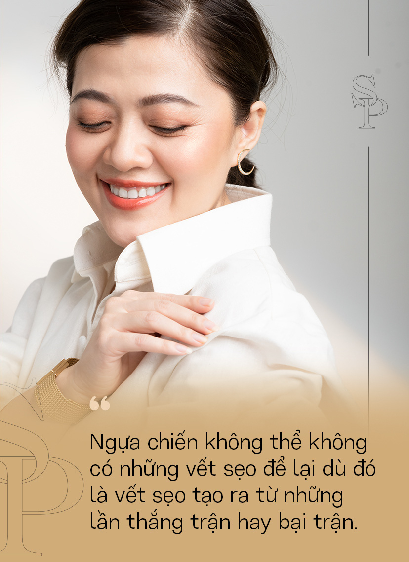 Nữ doanh nhân 8x được mệnh danh là người đỡ đầu cho các Công ty Startup Việt Nam: Ai không ngại thử thách, không ngừng học hỏi chính là Golden Woman - Ảnh 5.