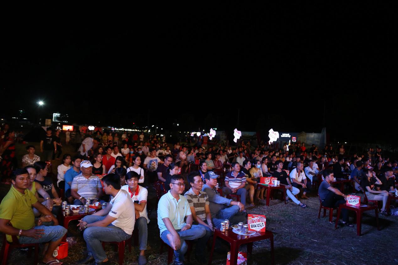 """Lễ hội """"Tự Hào Chất Việt"""" cùng Bia Việt: Cuộc vui chung cho chiến hữu 3 miền - Ảnh 3."""