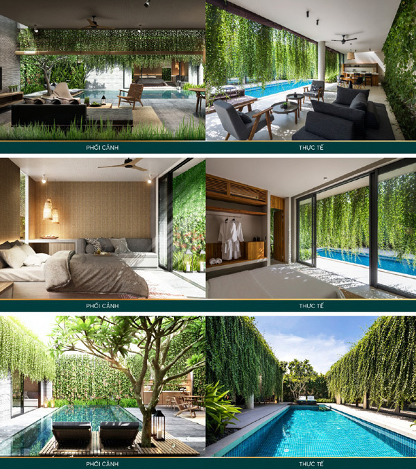 Biệt thự nghỉ dưỡng chuẩn bị bàn giao tại Phú Quốc thu hút nhà đầu tư quan tâm - Ảnh 3.