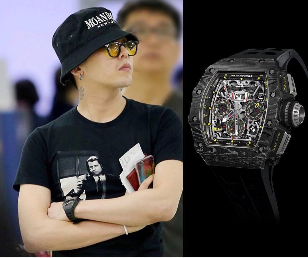 Soi cổ tay sao Hàn: Toàn đồng hồ tiền tỉ đẳng cấp - Ảnh 4.