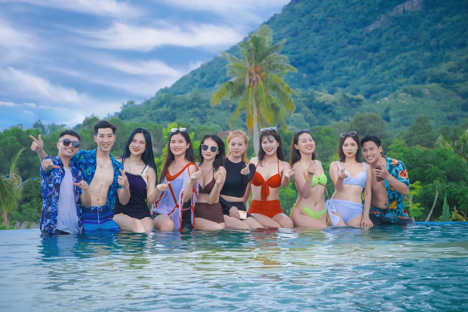 Điểm đến giải nhiệt mùa hè không thể bỏ qua của giới trẻ tại công viên nước Thanh Long Water Park An Giang - Ảnh 4.