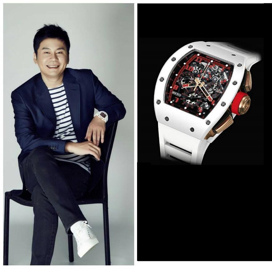 Soi cổ tay sao Hàn: Toàn đồng hồ tiền tỉ đẳng cấp - Ảnh 5.
