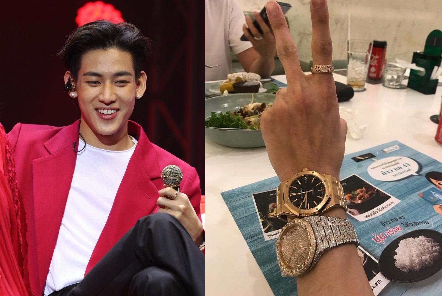 Soi cổ tay sao Hàn: Toàn đồng hồ tiền tỉ đẳng cấp - Ảnh 6.
