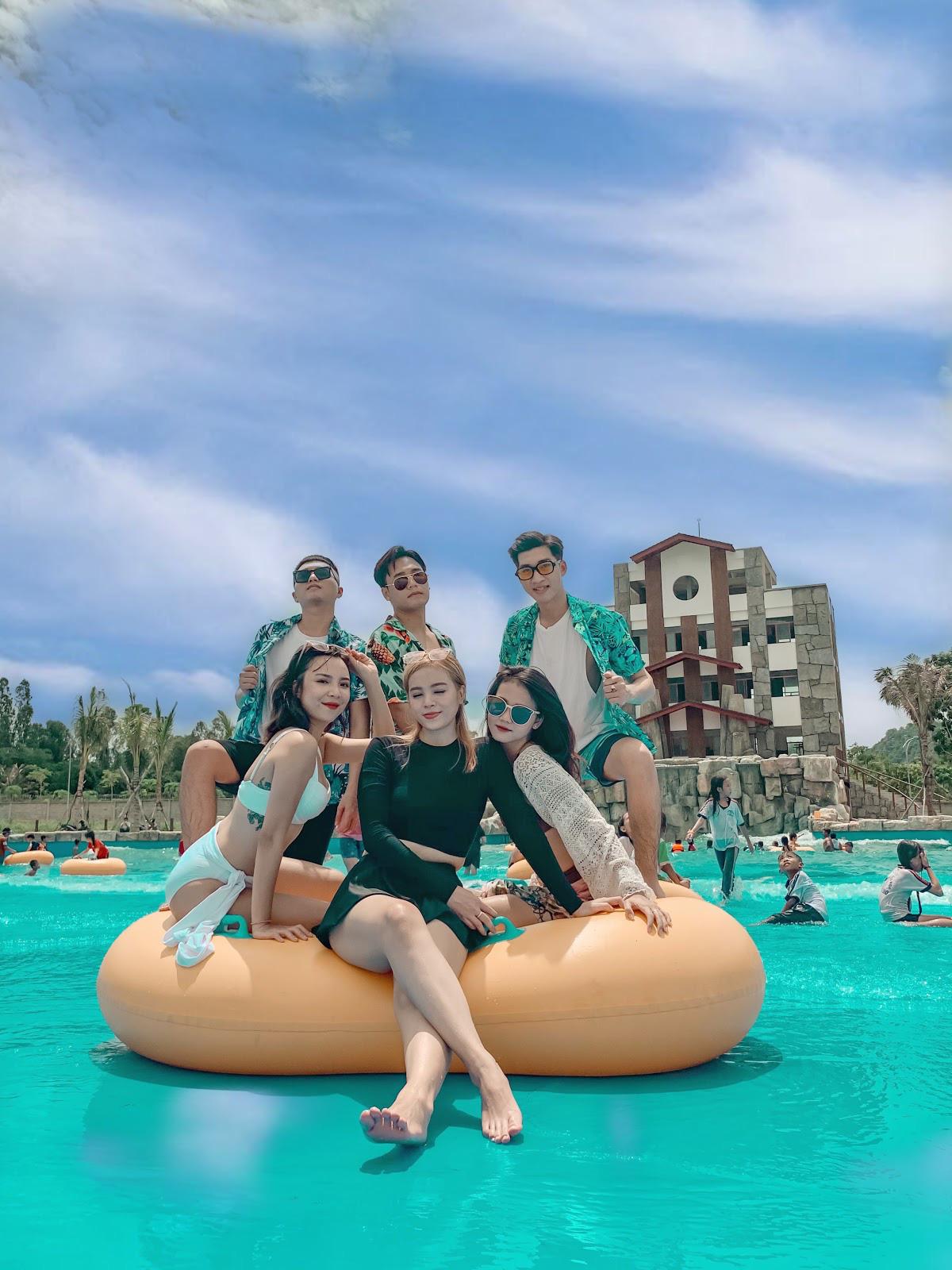 Điểm đến giải nhiệt mùa hè không thể bỏ qua của giới trẻ tại công viên nước Thanh Long Water Park An Giang - Ảnh 6.