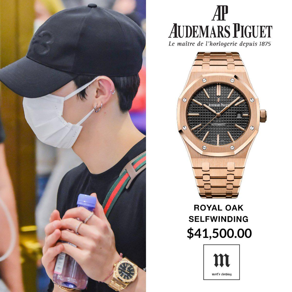 Soi cổ tay sao Hàn: Toàn đồng hồ tiền tỉ đẳng cấp - Ảnh 7.