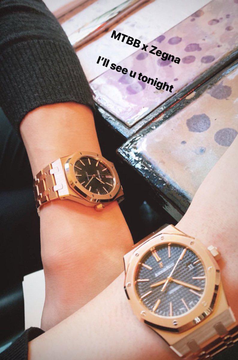 Soi cổ tay sao Hàn: Toàn đồng hồ tiền tỉ đẳng cấp - Ảnh 8.