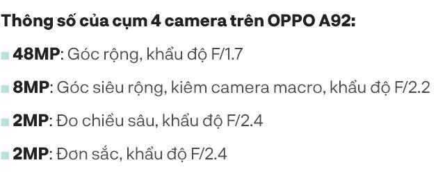 Đánh giá OPPO A92 dưới góc nhìn 1 TikToker - Ảnh 6.