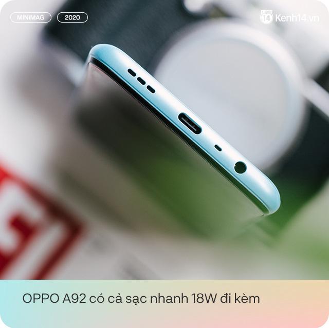 Đánh giá OPPO A92 dưới góc nhìn 1 TikToker - Ảnh 17.