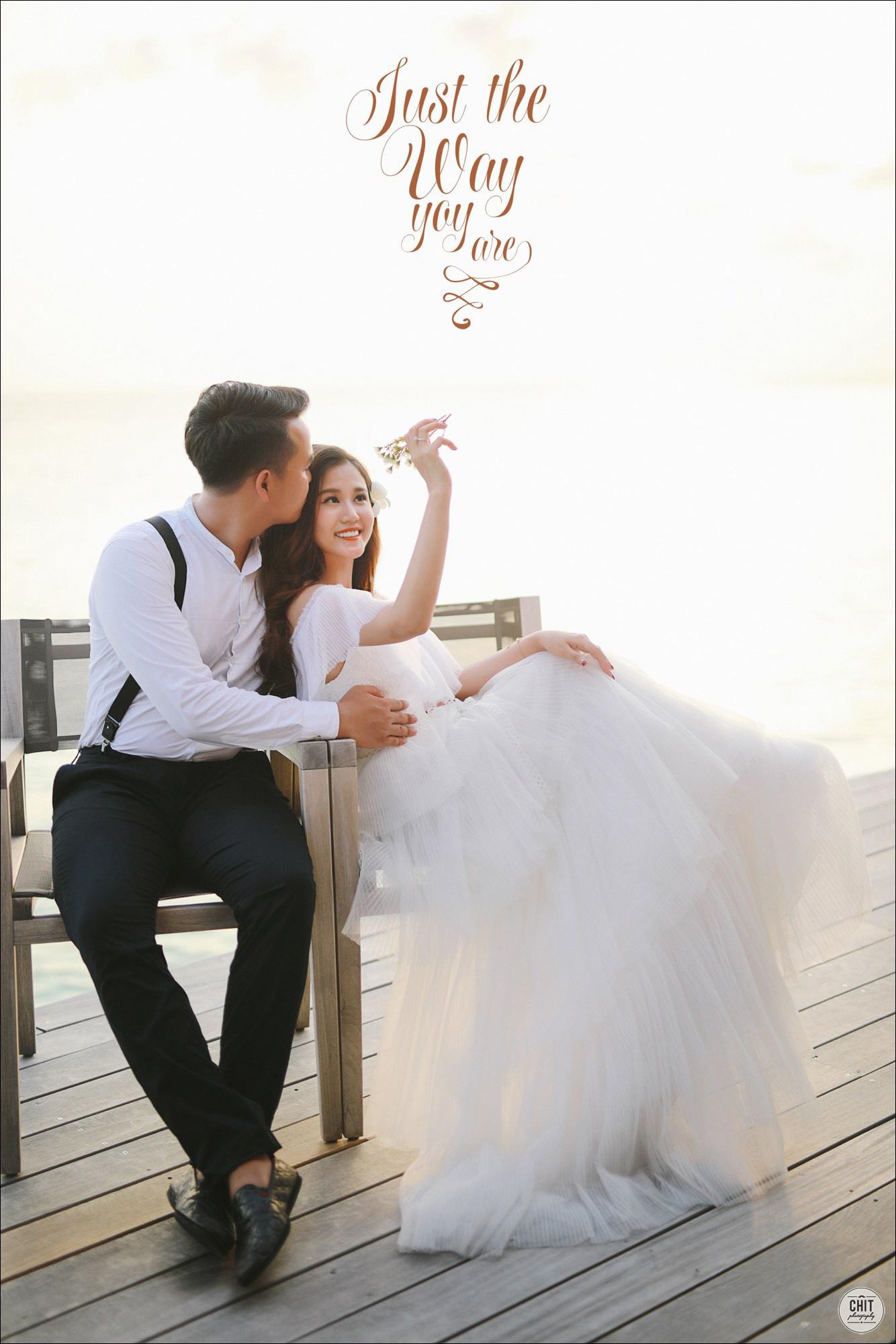 Bộ ảnh cưới 4 mùa bên nhau và cái kết viên mãn của 9 năm thanh xuân - Ảnh 5.