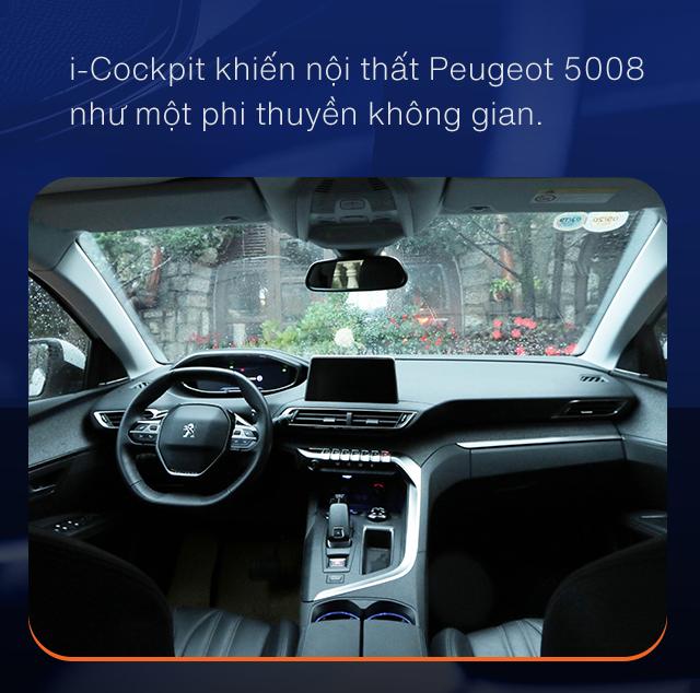 Người dùng đánh giá Peugeot 5008: Xe Pháp tốt cho đại gia đình vi vu đường xa - Ảnh 6.