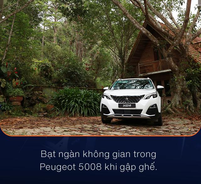 Người dùng đánh giá Peugeot 5008: Xe Pháp tốt cho đại gia đình vi vu đường xa - Ảnh 10.