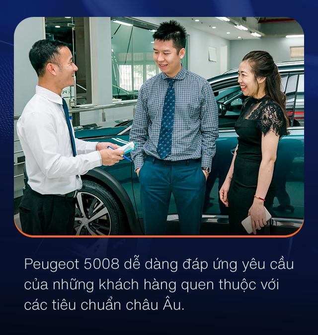 Người dùng đánh giá Peugeot 5008: Xe Pháp tốt cho đại gia đình vi vu đường xa - Ảnh 1.