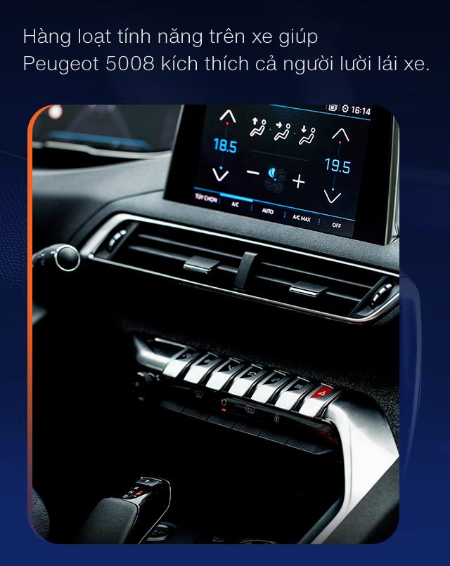 Người dùng đánh giá Peugeot 5008: Xe Pháp tốt cho đại gia đình vi vu đường xa - Ảnh 12.