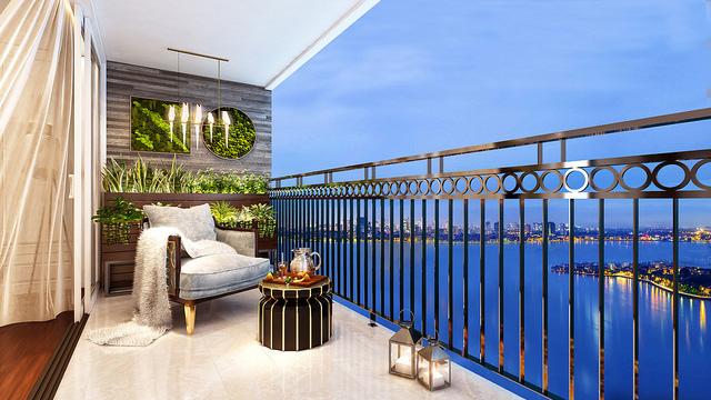 Yếu tố phong thủy trong chọn mua căn hộ cao cấp - Ảnh 1.