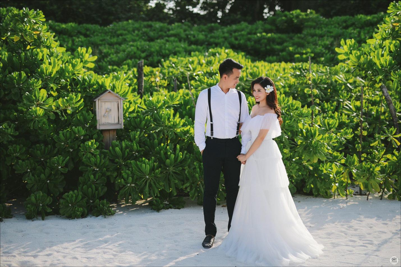 Bộ ảnh cưới 4 mùa bên nhau và cái kết viên mãn của 9 năm thanh xuân - Ảnh 6.