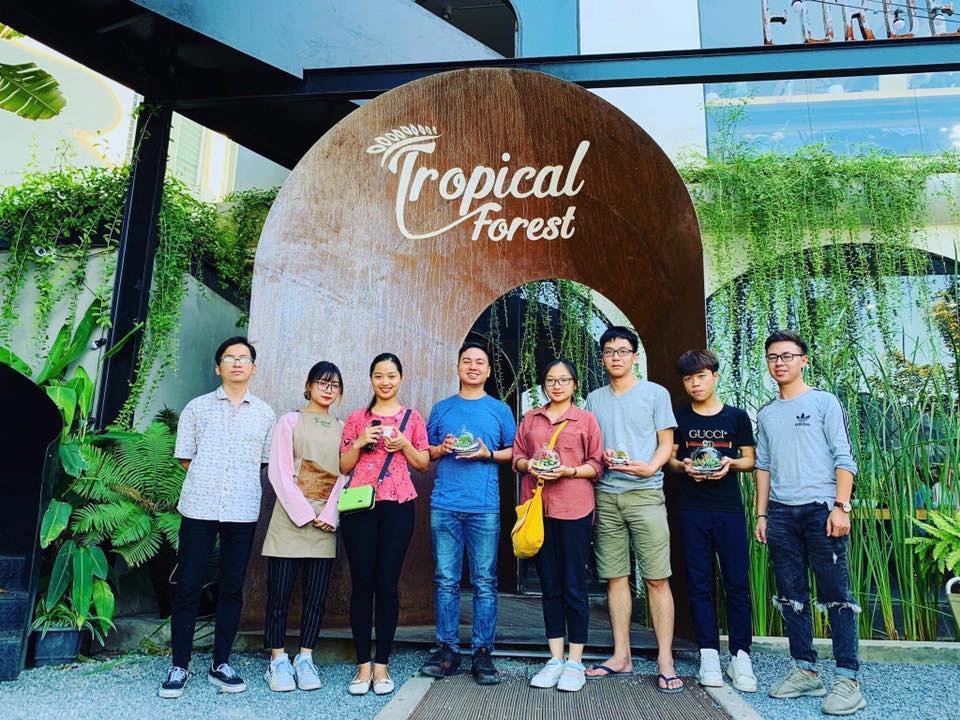 Tropical Forest x Fordeer - Những khu rừng nhiệt đới giữa lòng Hà Nội - Ảnh 8.