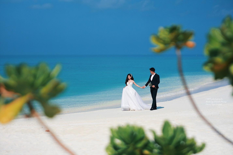 Bộ ảnh cưới 4 mùa bên nhau và cái kết viên mãn của 9 năm thanh xuân - Ảnh 8.