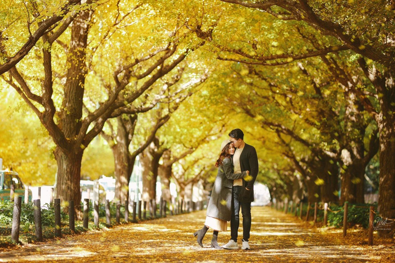 Bộ ảnh cưới 4 mùa bên nhau và cái kết viên mãn của 9 năm thanh xuân - Ảnh 11.