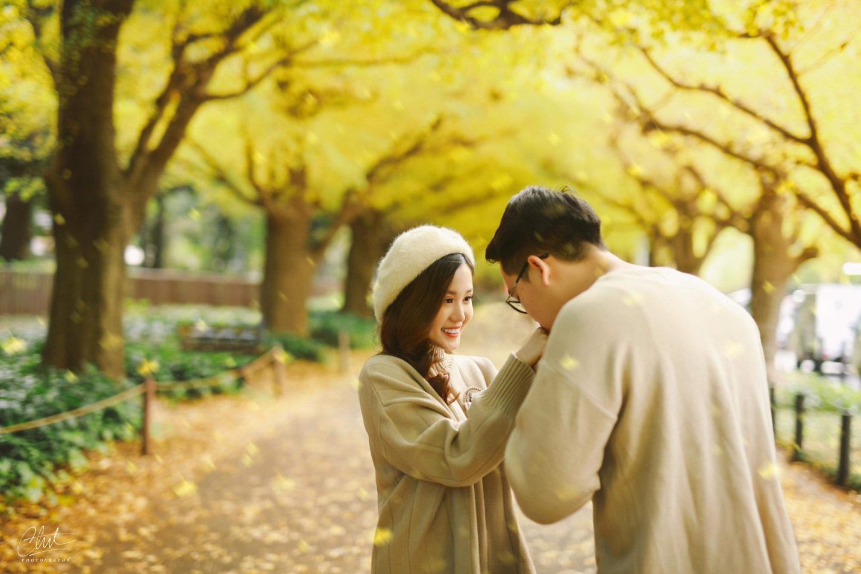 Bộ ảnh cưới 4 mùa bên nhau và cái kết viên mãn của 9 năm thanh xuân - Ảnh 13.