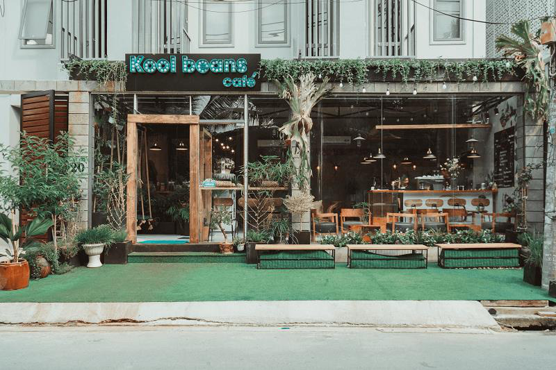 Mục sở thị quán cafe mang đậm phong cách Úc mới toanh ngay giữa lòng Sài Gòn - Ảnh 2.