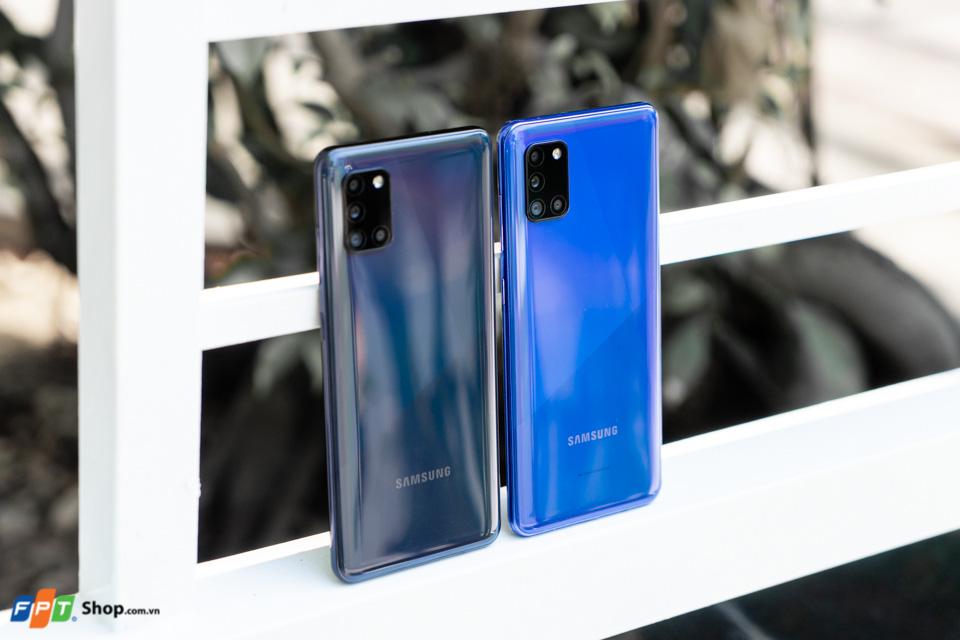 Rước ngay Galaxy A31 với chỉ 326.000 đồng/tháng tại FPT Shop - Ảnh 1.