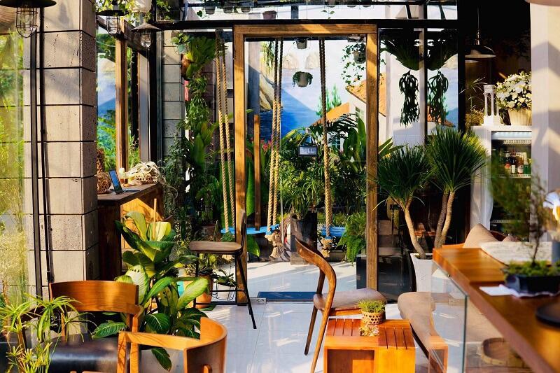 Mục sở thị quán cafe mang đậm phong cách Úc mới toanh ngay giữa lòng Sài Gòn - Ảnh 3.
