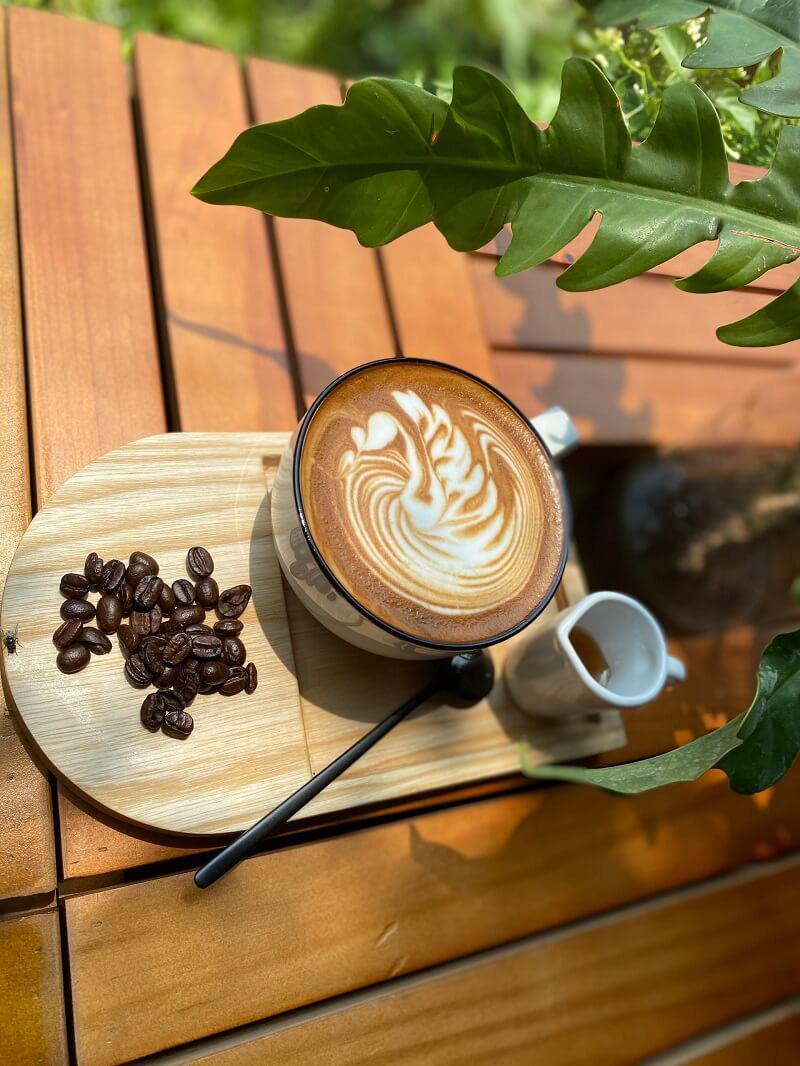 Mục sở thị quán cafe mang đậm phong cách Úc mới toanh ngay giữa lòng Sài Gòn - Ảnh 5.