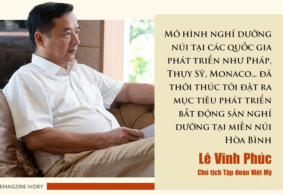 """Doanh nhân Lê Vĩnh Phúc: Kiến tạo nên những """"ngôi nhà thứ hai"""" là mục tiêu của Tập đoàn Việt Mỹ tại thị trường Hòa Bình - Ảnh 4."""