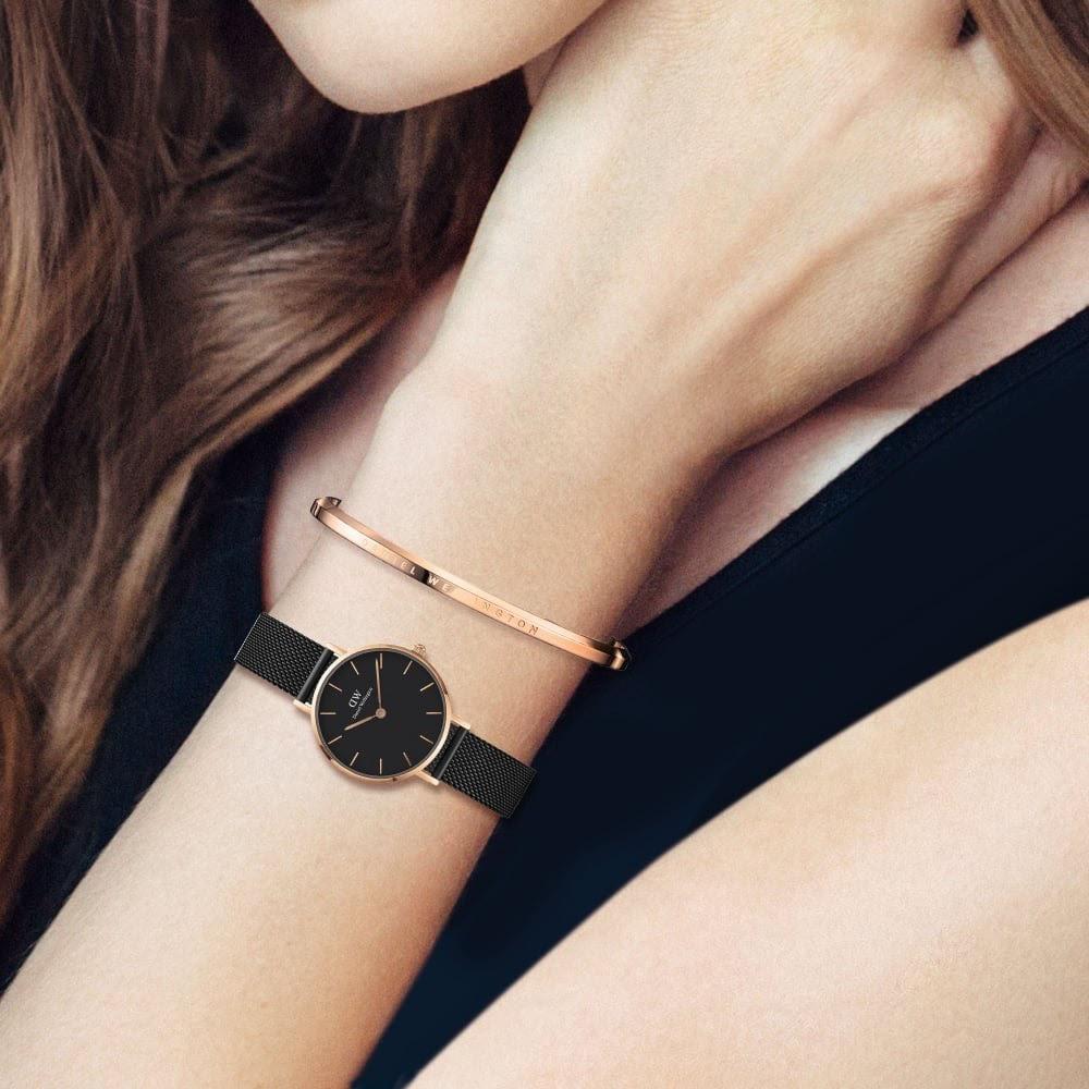 10 mẫu đồng hồ DW giá rẻ, chính hãng đang hot xình xịch - Ảnh 2.