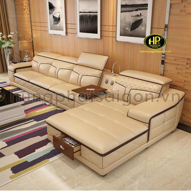 Hưng Phát Sài Gòn ra mắt dòng sofa da cao cấp hàng đầu Việt Nam - Ảnh 3.