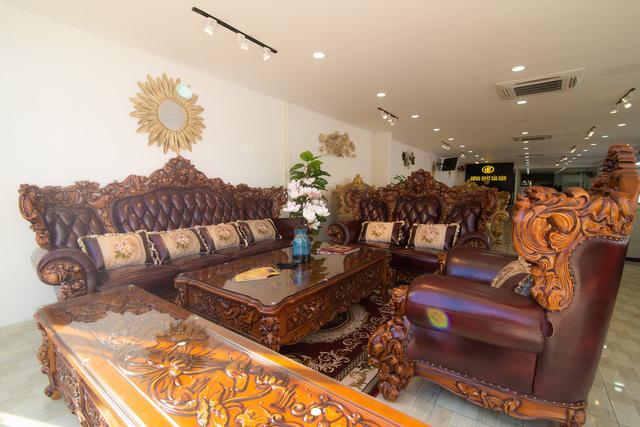 Hưng Phát Sài Gòn ra mắt dòng sofa da cao cấp hàng đầu Việt Nam - Ảnh 4.