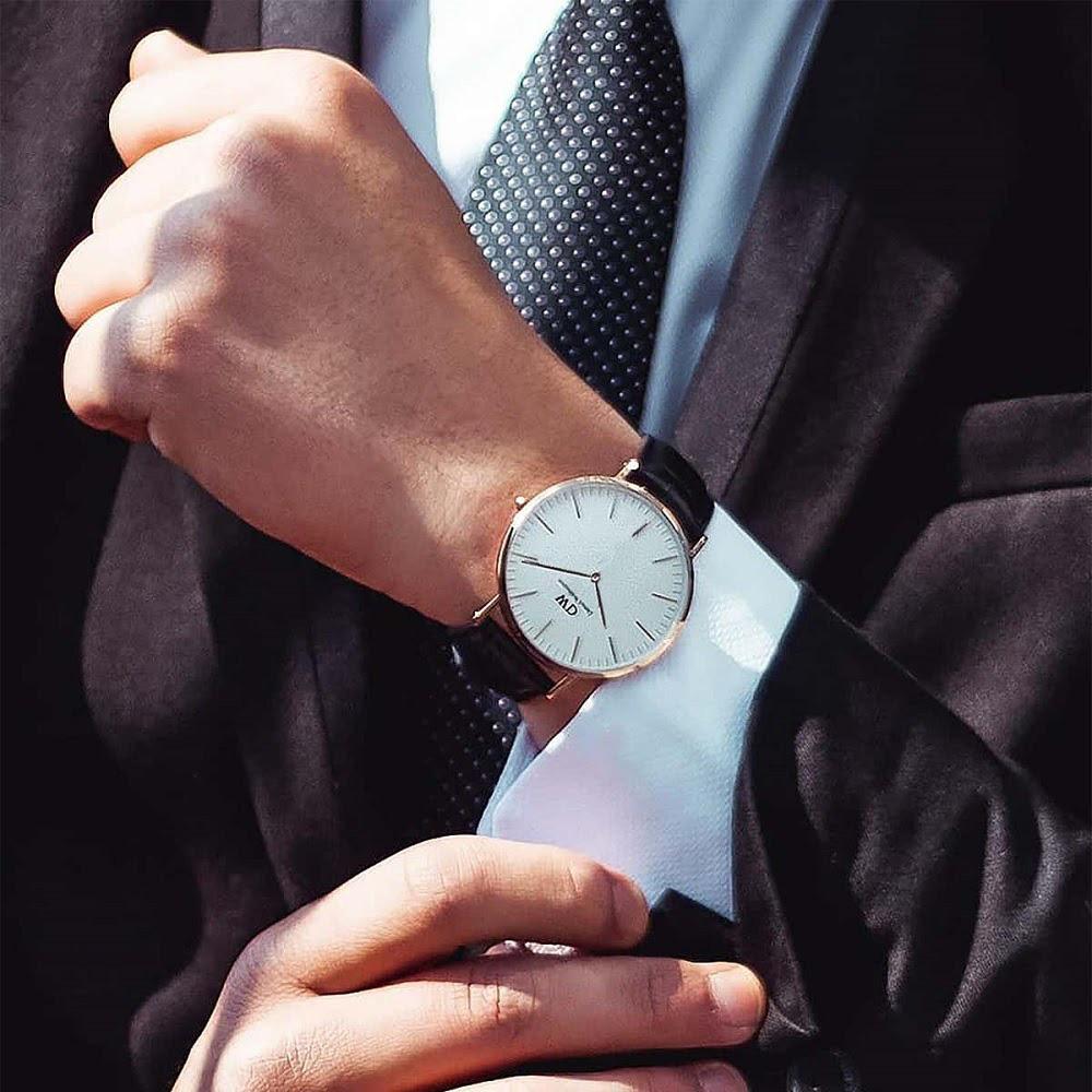 10 mẫu đồng hồ DW giá rẻ, chính hãng đang hot xình xịch - Ảnh 8.