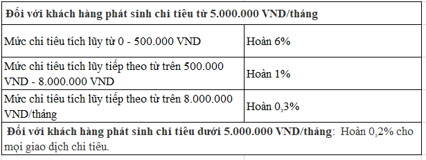 Hoàn tiền không giới hạn cùng thẻ VietinBank Cashback - Ảnh 1.