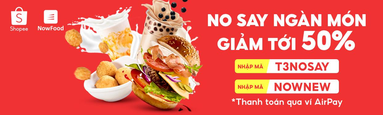 Bỏ túi ngay loạt món ngon Sài thành có giá siêu đặc biệt chỉ 1K, duy nhất tại NowFood - Ảnh 1.