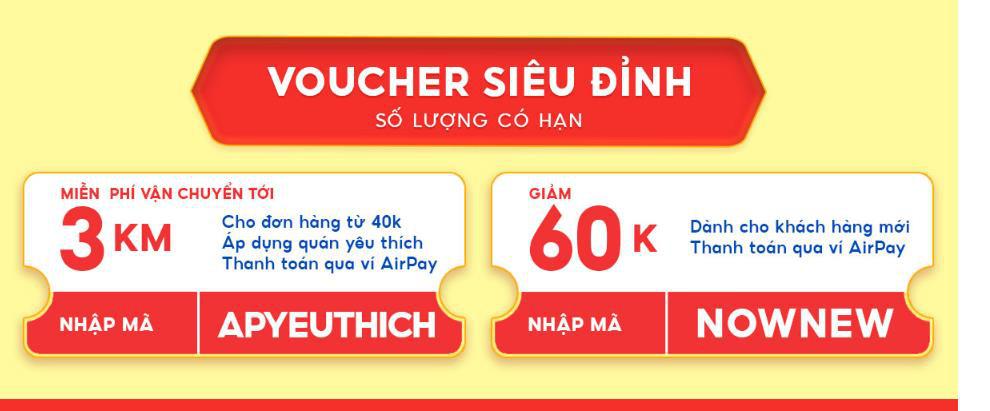 Bỏ túi ngay loạt món ngon Sài thành có giá siêu đặc biệt chỉ 1K, duy nhất tại NowFood - Ảnh 2.