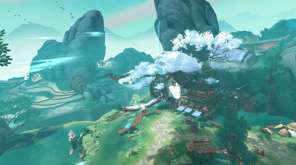 game bom tấn Tân Tiếu Ngạo VNG mobile hay nhất 2020 Photo-1-159712475542946618778