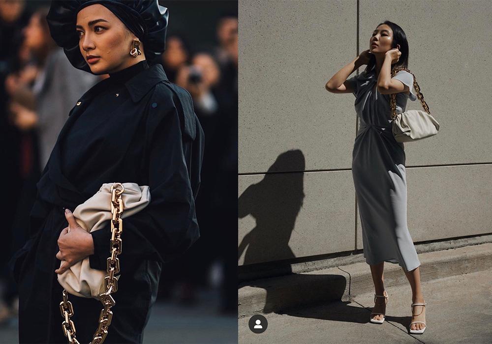 """Tạm biệt """"It Bag"""", giờ là thời của những chiếc túi Bottega Veneta không logo - Ảnh 1."""