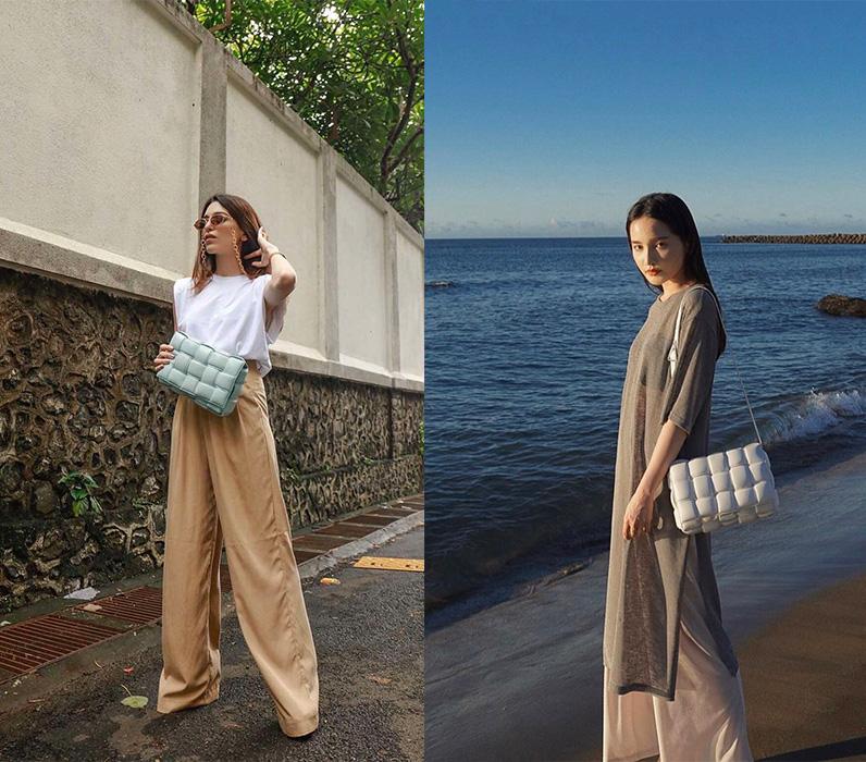 """Tạm biệt """"It Bag"""", giờ là thời của những chiếc túi Bottega Veneta không logo - Ảnh 3."""