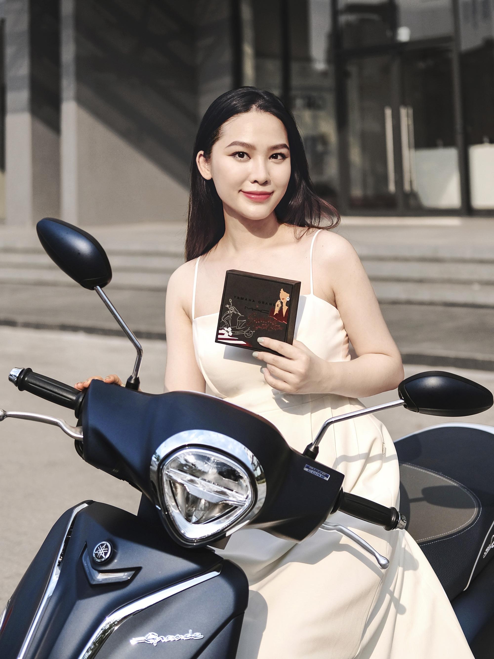 """Yamaha tung ưu đãi """"Xe đẹp môi xinh, hè thêm rạng rỡ"""" khiến tín đồ làm đẹp hào hứng săn lùng - Ảnh 4."""