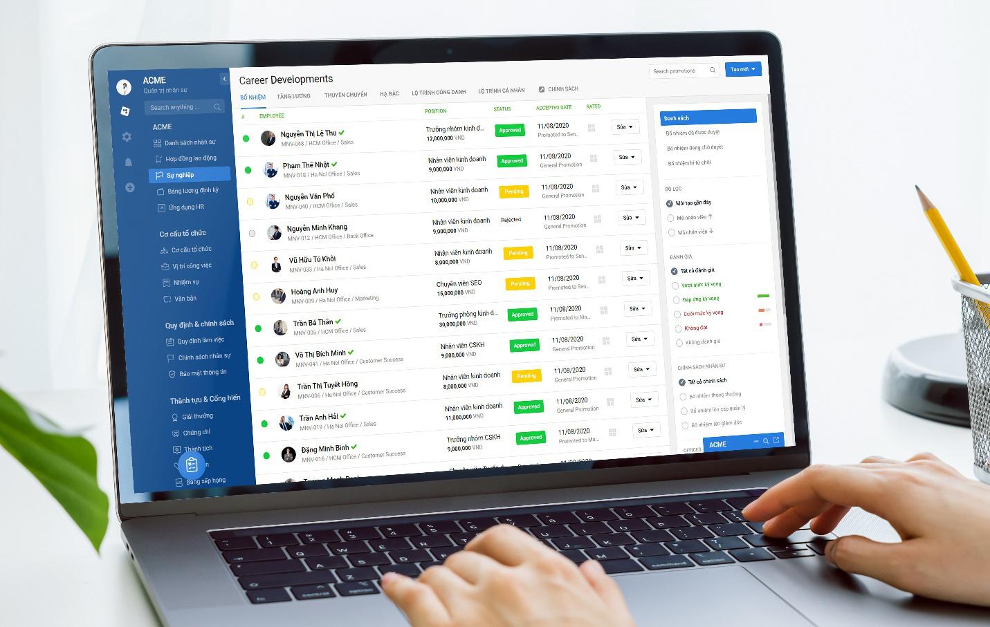 BASE ra mắt bộ sản phẩm BASE HRM để giải quyết các bài toán quan trọng nhất  về quản trị nhân sự