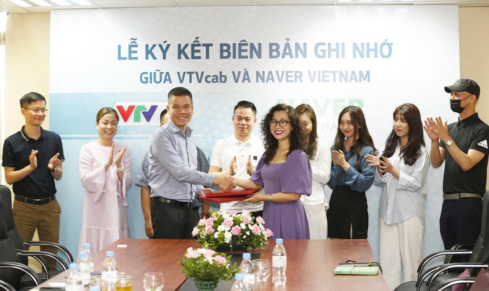 VTVcab sẽ hợp tác với Naver Việt Nam tổ chức và phát sóng V Heartbeat Live - Ảnh 4.