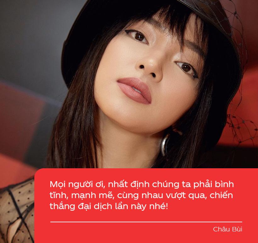 Hàng loạt sao Việt nhắn gửi, cổ vũ tinh thần cả nước chống dịch COVID: Cố lên Việt Nam ơi, nhất định sẽ chiến thắng! - Ảnh 2.