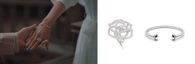 """Choáng toàn tập với loạt trang sức đáng giá gia tài tiền tỉ của điên nữ """"Điên Thì Có Sao"""" Seo Ye Ji - ảnh 4"""