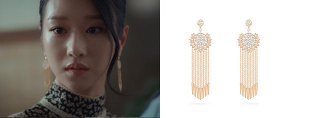 """Choáng toàn tập với loạt trang sức đáng giá gia tài tiền tỉ của điên nữ """"Điên Thì Có Sao"""" Seo Ye Ji - ảnh 7"""
