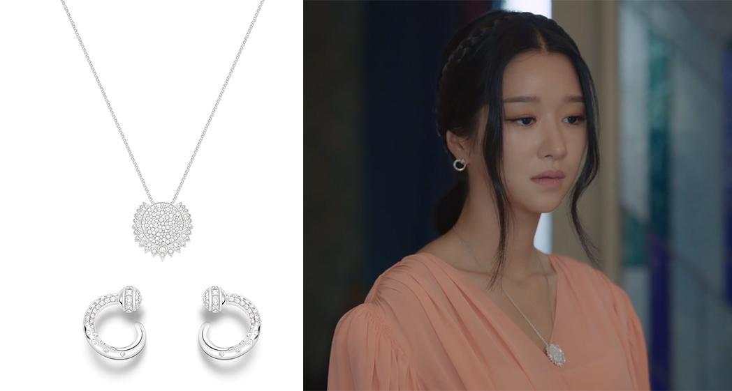 """Choáng toàn tập với loạt trang sức đáng giá gia tài tiền tỉ của điên nữ """"Điên Thì Có Sao"""" Seo Ye Ji - Ảnh 8."""