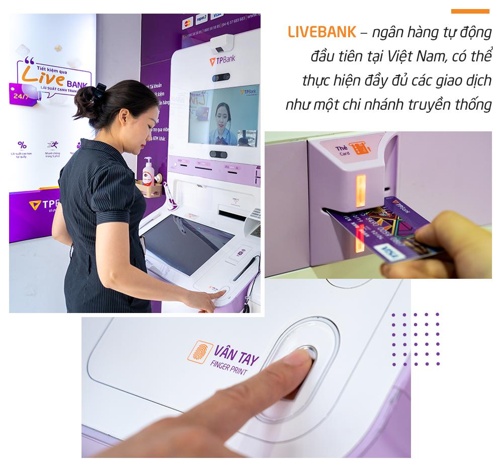 Một lần giao dịch là nhớ nhau cả đời - Khi công nghệ giúp khách hàng hứng thú với mọi dịch vụ ngân hàng - Ảnh 6.