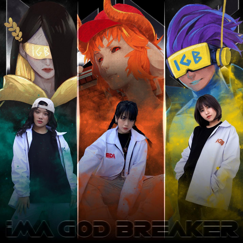 iMA God Breaker, ẩn số trong giới local brand và BST quy tụ dàn KOL đình đám - Ảnh 14.